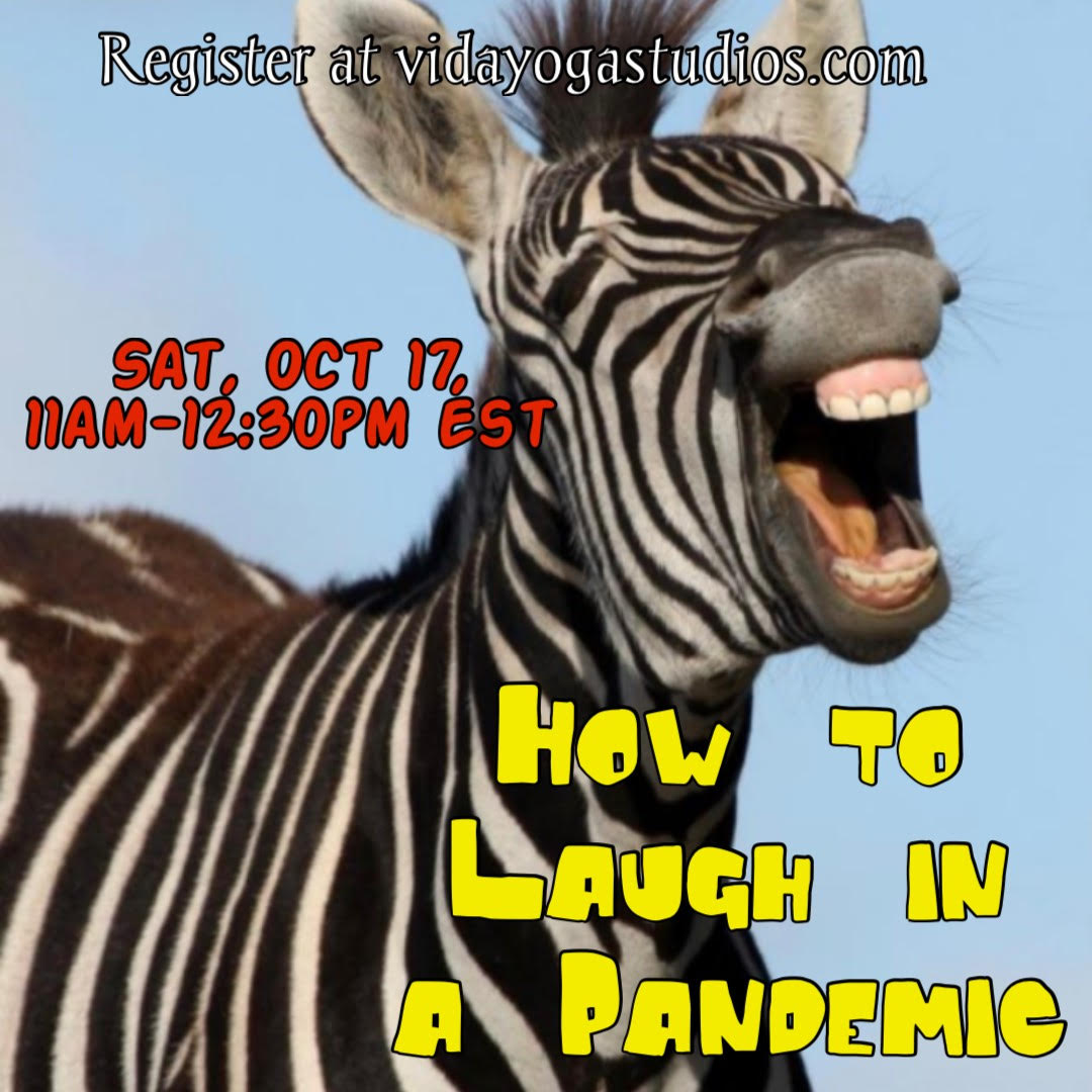 How to Laugh In A Pandemic