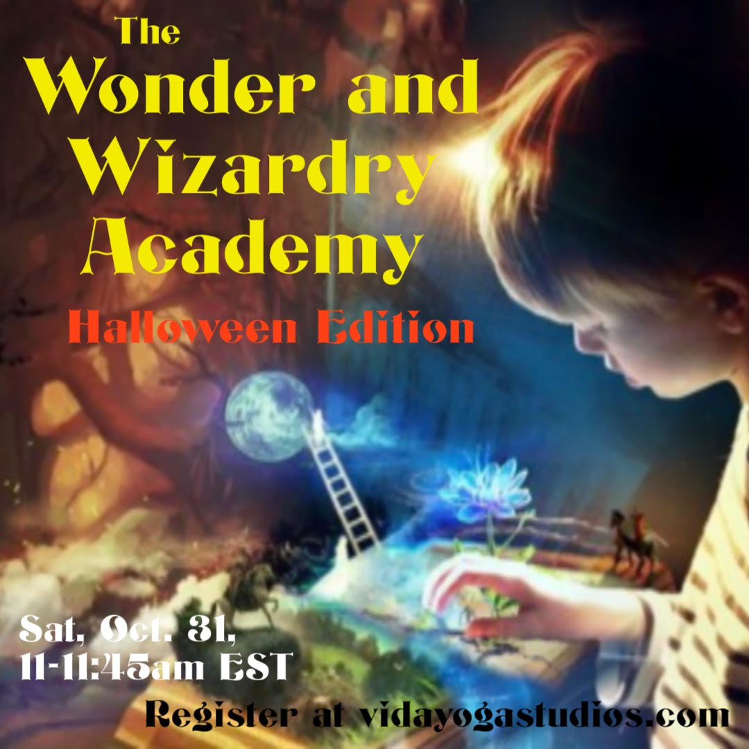 The Wonder and Wizardry Academy- Halloween Edition
