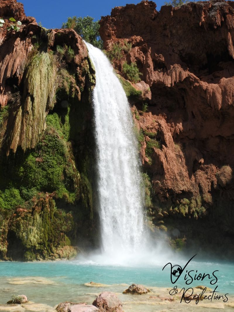 Havasu Falls, More Than I Imagined