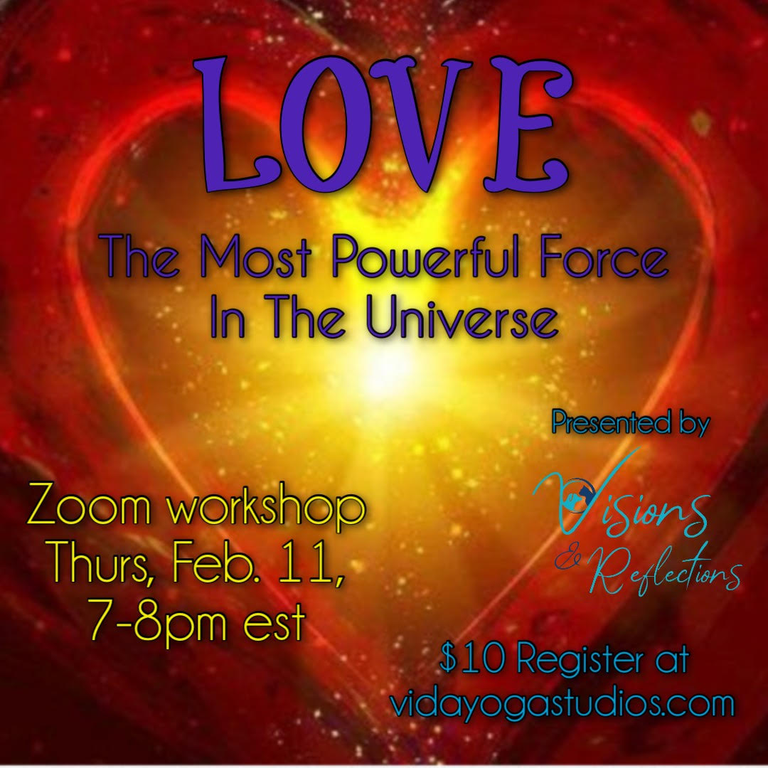 Love- The Most Powerful Force In The Universe