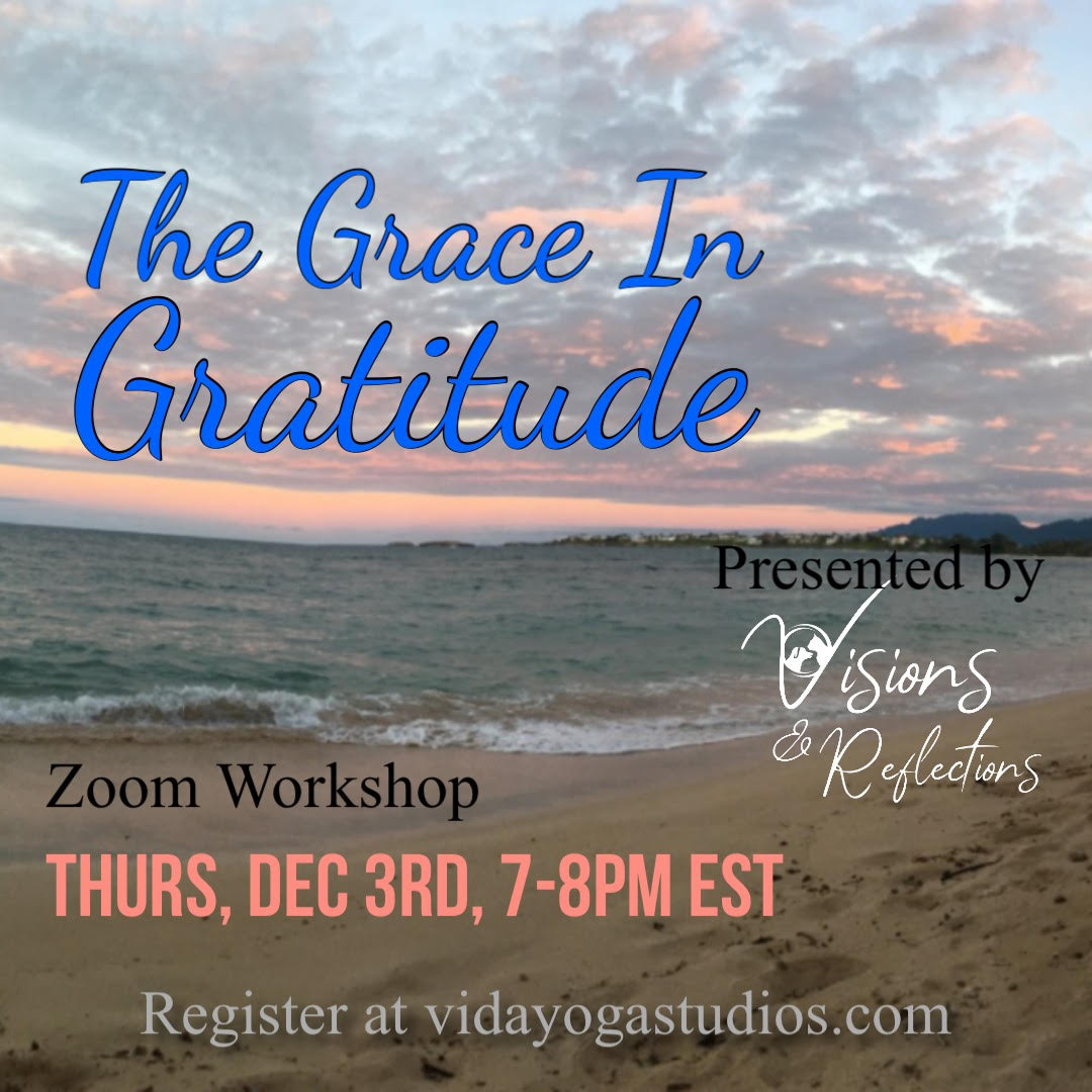 The Grace in Gratitude