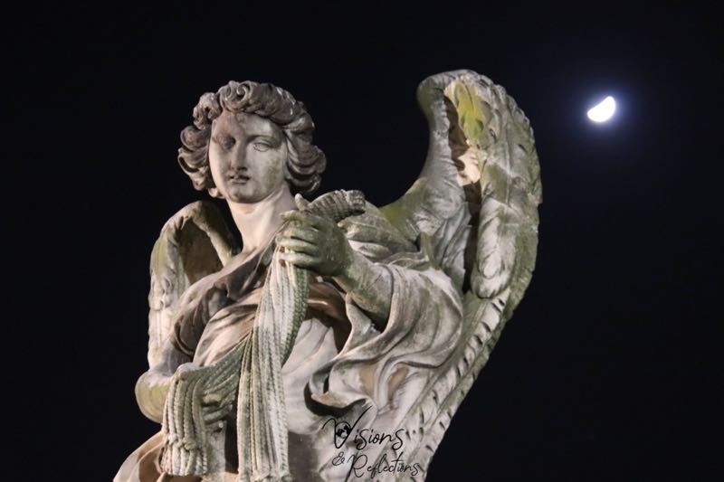 Angel Under the Moon